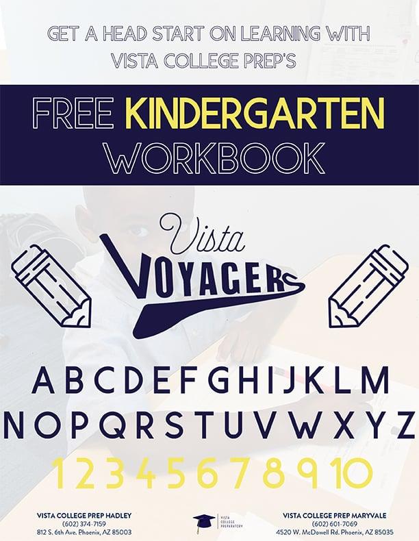 VCP Kindergarten Workbook_Cover